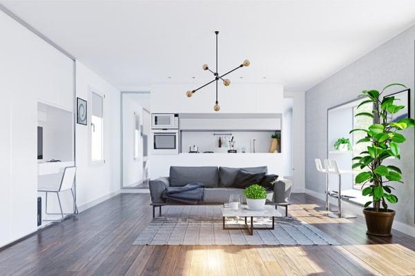Louer un appartement meublé