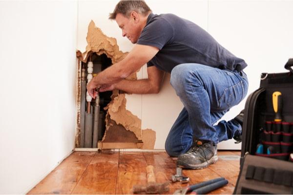 Qui est responsable répration dommages logement locatif